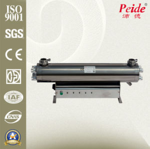 304L 316L Stainless Steel Shell Ultraviolet Sterilization pictures & photos