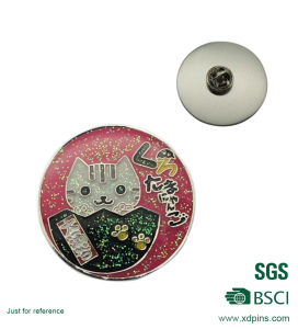 Customized Metal Antique Pin Badge (XDBO-01) pictures & photos