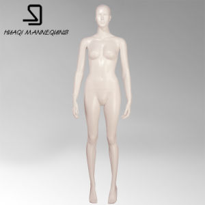 Female Full Body Stand Fleshcolor Glass Fiber Reinforced Plastics Mannequins pictures & photos