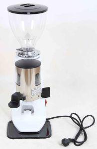 High Quality Round Hopper Coffee Grinder Yf-650 T1c Silver