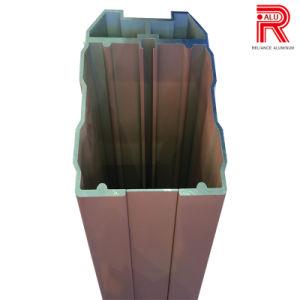Aluminum/Aluminium Extrusion Profiles for Leroy Merlin Building Materials pictures & photos
