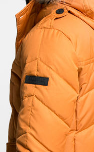 OEM Fashion Design Men′s Quilting Down Jacket pictures & photos