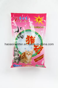Color Crystal Cat Sand with Odor Control pictures & photos