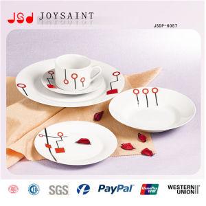 Porcelain Dinnerware Customized (JSDP-012) pictures & photos