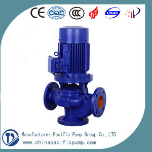 Gw Vertical Surface Pipeline Monoblock Sewage Pump