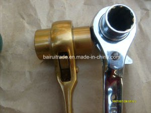 Good Quality Combination Ratchet Wrench for Made in China pictures & photos