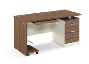 Home Furniture Wood Computer Table (HF-DB014) pictures & photos