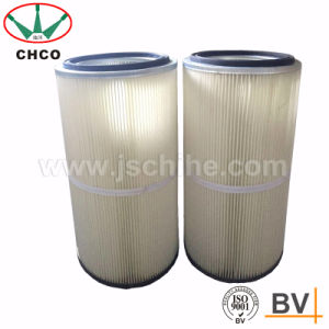 CH 325*600mm Cylindrical Industrial Filter Cartridge pictures & photos