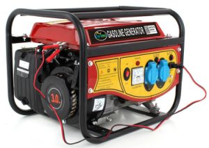 2.5HP 850W Portable Gasoline Generator with 1-Cylinder 4-Stroke pictures & photos