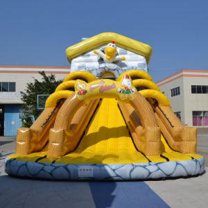 Inflatable Yellow Duck Funy Slide (aq01498) pictures & photos
