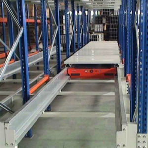 Warehouse Storage Shelf Shuttle Rack Steel Pallet Racking System pictures & photos