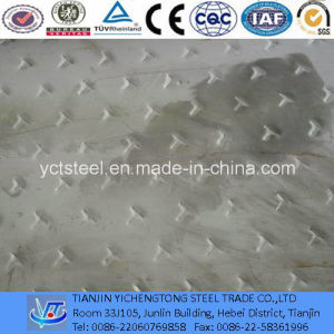 Anticprrosive, Anti Skid Stainless Steel Hot Rolled Corrugated Plate pictures & photos