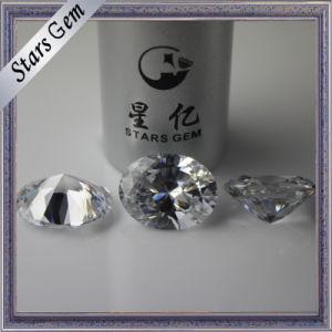 Top Quality Diamond Cut 15X20mm Big Size Imitation Diamond pictures & photos