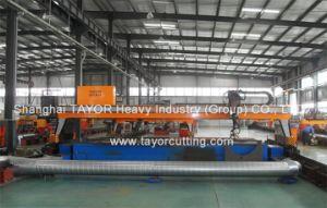 CNC Bevelling Plasma Gantry Cutting Machine pictures & photos