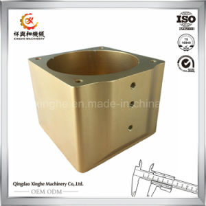 CNC Machining Copper Parts Customized Bronze Parts with Turning Finish pictures & photos