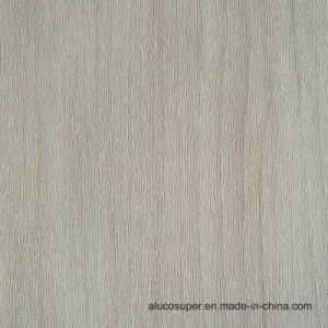 Inside Decoration 3mm 4mm Wooden Aluminum Sheet pictures & photos