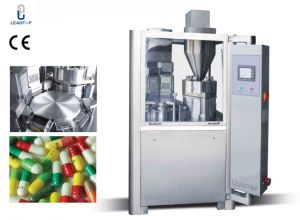 PLC Automatic Capsule Filling Pharmaceutical Automatic Capsule Filling Machine pictures & photos