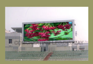 Shenzhen Waterproof Outdoor P10mm Full Color LED Video Wall