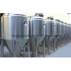 Bfo Stainless Steel Beer Beer Fermentation Equipment Yogurt Fermentation Tank Industrial Acid Juice Fermenter pictures & photos