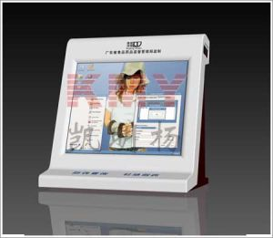 Popular Self -Service Photo Booth Kiosk with Color Printing pictures & photos