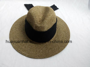 90% Paper 10%Polyester Safari Hats with Bowknot pictures & photos