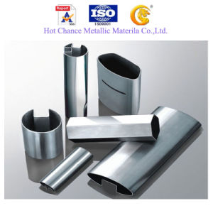 SUS304, 304L, 316, 316L Stainless Steel Singl Slot Pipe pictures & photos