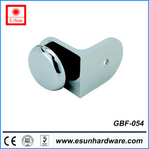 Hot Designs Polished Brass Glass Clamp (GBF-054) pictures & photos