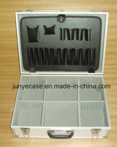 Aluminum Tool Box with Tool Pallets and Dividers pictures & photos