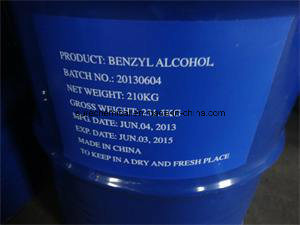 Hot Sale Benzyl Alcohol pictures & photos