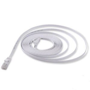 CAT6 Ethernet Patch Cord Cable with RJ45 Snagless Connectors 25FT pictures & photos