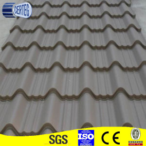 Prepainted Zinc Coated Roof Tiles pictures & photos