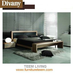 New Modern Design Bedroom Furniture Set Fabric Bed pictures & photos