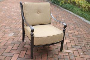 Classic Garden Club Chair Cast Aluminum Furniture pictures & photos