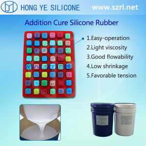 Food Grade Silicone Rubber for Candy Molding pictures & photos