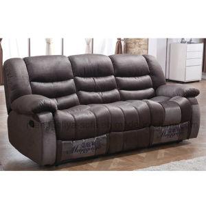 Electric Recliner Fabric Sofa (G737#)