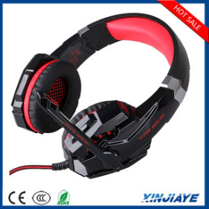 Top Quality G9000 3.5mm Wired Headphone Surrounding Sound Gaming Headset pictures & photos