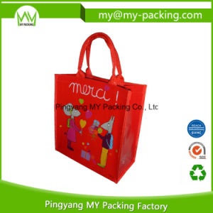 Low Price Trade Assurance PP Woven Carry Bag pictures & photos