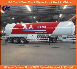ASME 50m3 LPG Transport Tank Trailer 56000L LPG Road Trailer pictures & photos