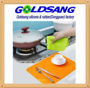 Children Silicone Pot Mat& Table Mat Resistance Soiling Waterproof pictures & photos