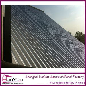 Customized Galvanized Coated Steel Floor Tile Roofing Sheet pictures & photos