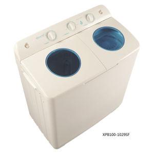 10kg Twin-Tub Top-Loading Washing Machine for Qishuai Model XPB100-1029SF pictures & photos