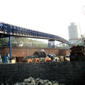 DIN/Cema/ASTM/Sha Standard Pipe Belt Conveyor Systems/ Tubular Belt Conveyor pictures & photos