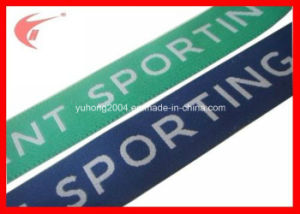 Garment Jacquard Elastic Webbing for Sports (YH-ET013) pictures & photos