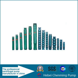 Qj 6′′submersible Deep Well Pump pictures & photos