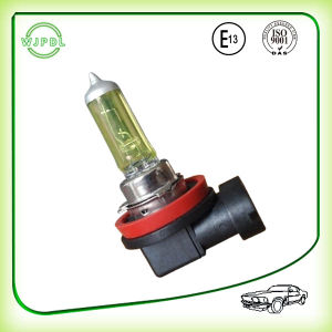 Higher Brighness 12V H8 Pgj19-1 Car Halogen Headlight Fog Lamp/Light pictures & photos