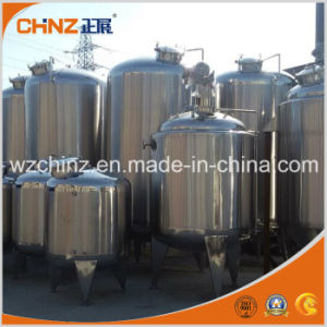 Stainless Steel Storage Tanks with CE Certificate pictures & photos