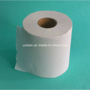1000sheets 1ply Recycled Toilet Tissue Paper pictures & photos