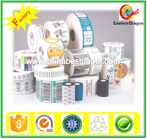 Strong Self Adhesive Sticker Label/Paper pictures & photos