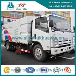 Isuzu 4.5 Ton Sanitation Vacuum Sweeper Truck pictures & photos