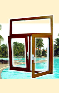 Aluminium Exterior Windows and Fixed Windows pictures & photos